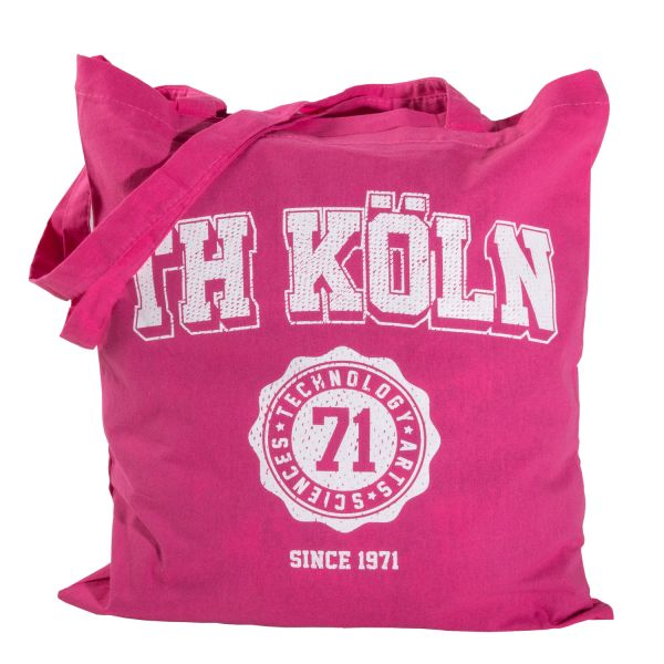 Cotton Bag, pink, bellmont